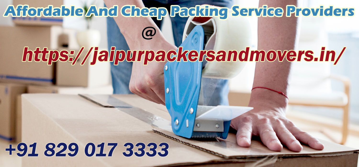 Local Packers And Movers Jaipur