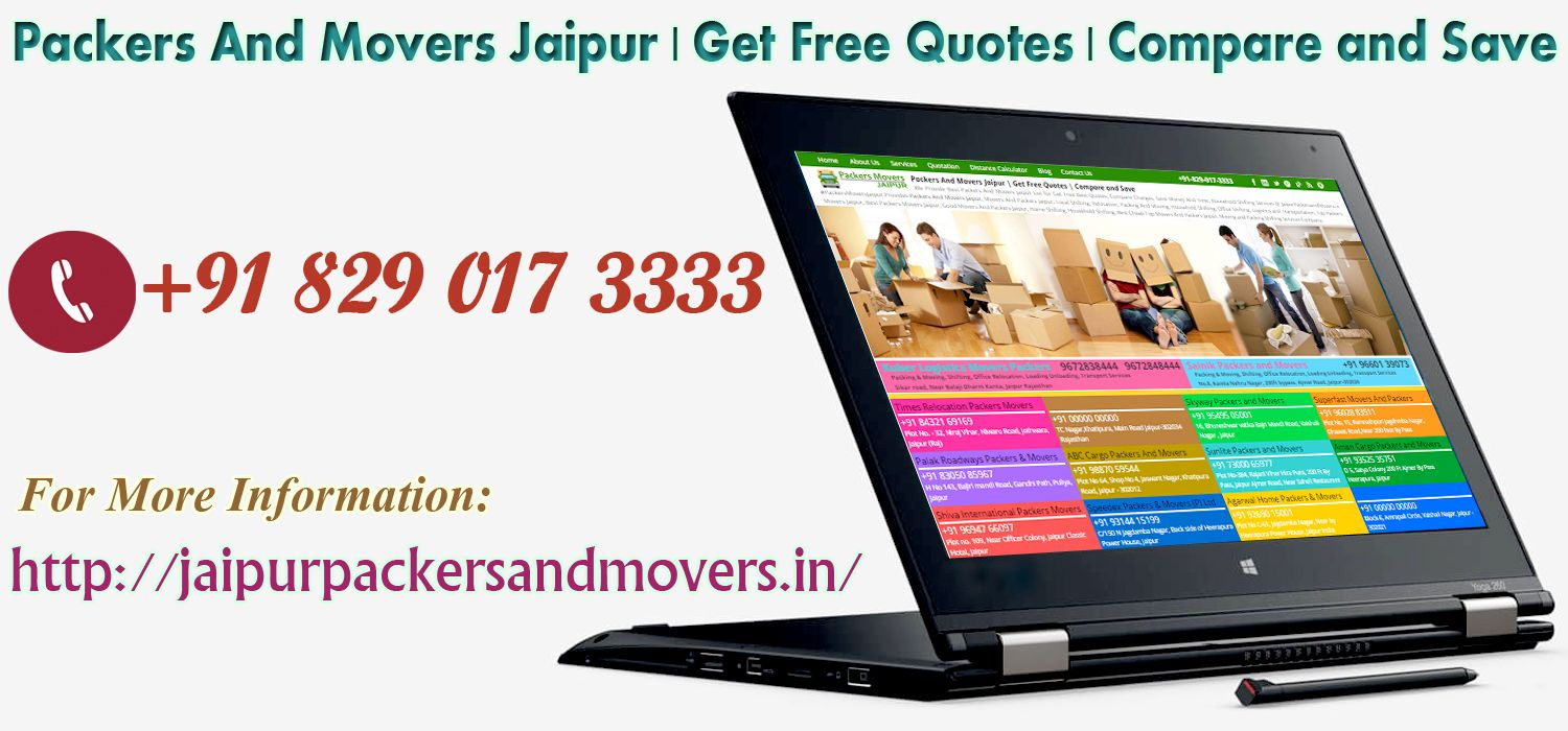 Best Shifting Service Provider In Jaipur