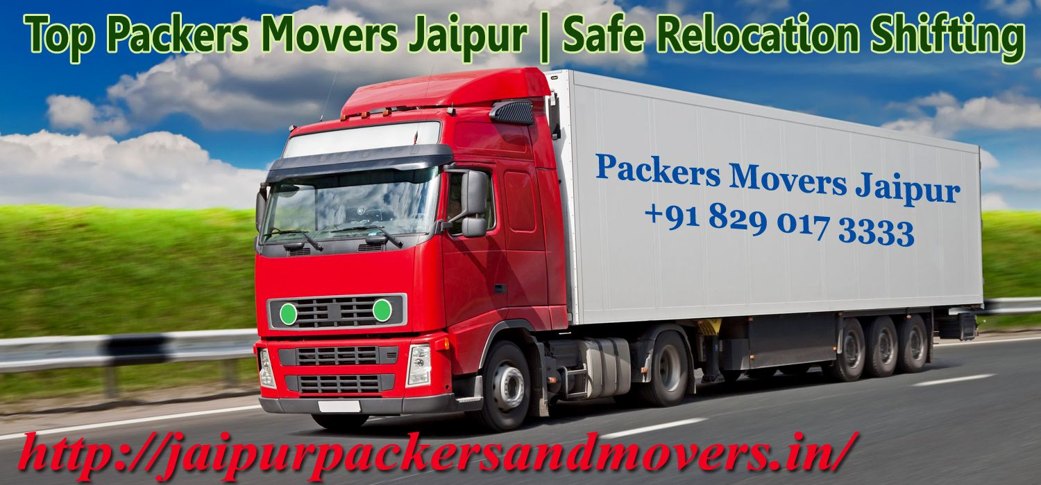 Packers and Movers Jaipur Charges