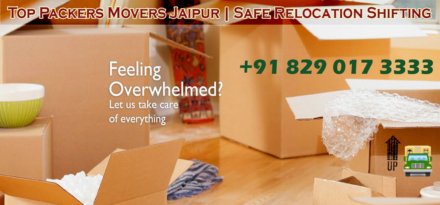 Top And Safe Packers And Movers Jaipur